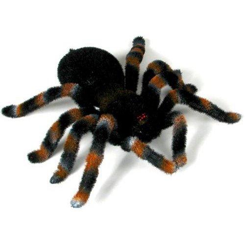 как сделать паука похожего на настоящего для розыгрыша